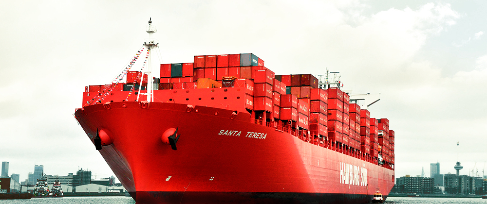 Морская перевозка