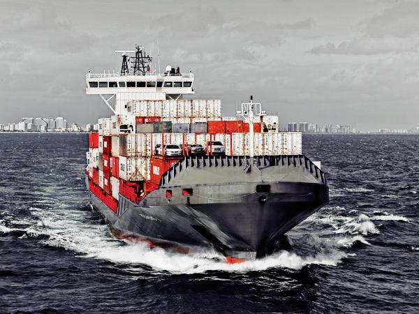 Морские перевозки нелегко